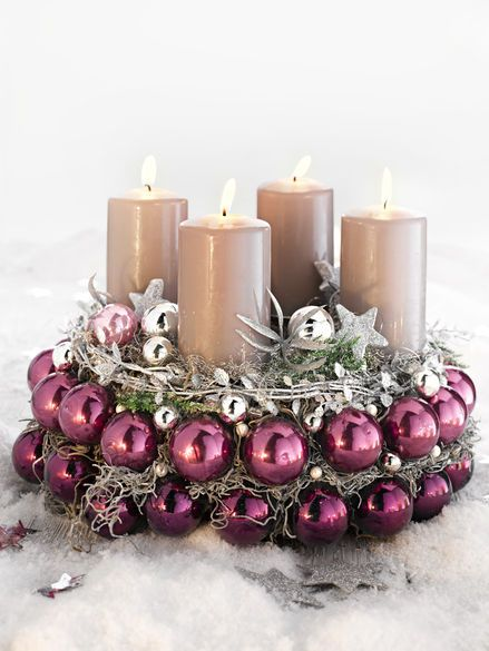 Christmas Decorations ● Candles