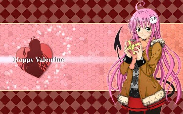 Tags Yabuki Kentarou To Love Ru Lala Satalin Deviluke Wallpaper Valentines Anime Anime Anime Art Fantasy