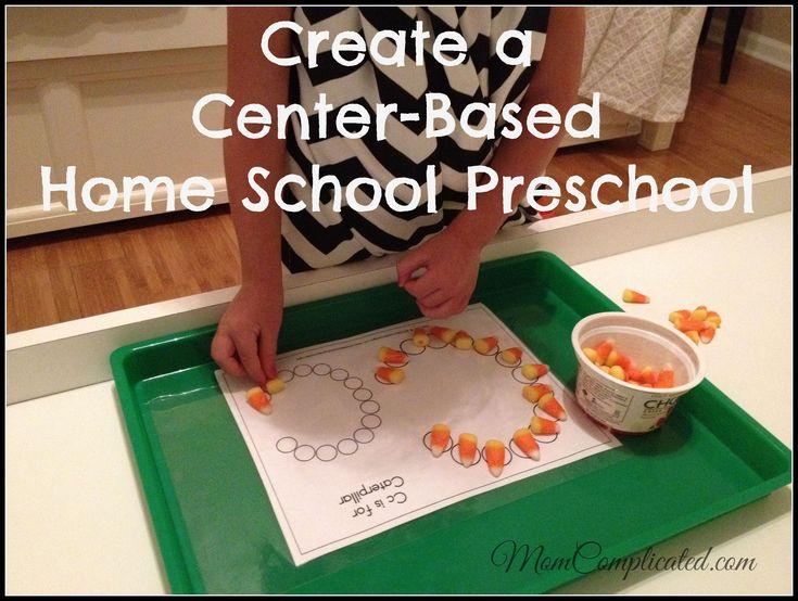 center-based home school preschool