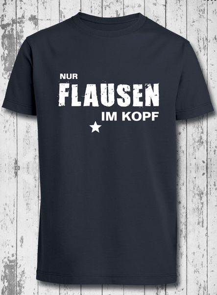 T-Shirt *FLAUSEN* von KLEINE KERLE auf DaWanda.com