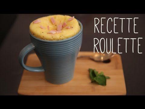 Faire un Mug cake salé au jambon et au fromage - La Recette