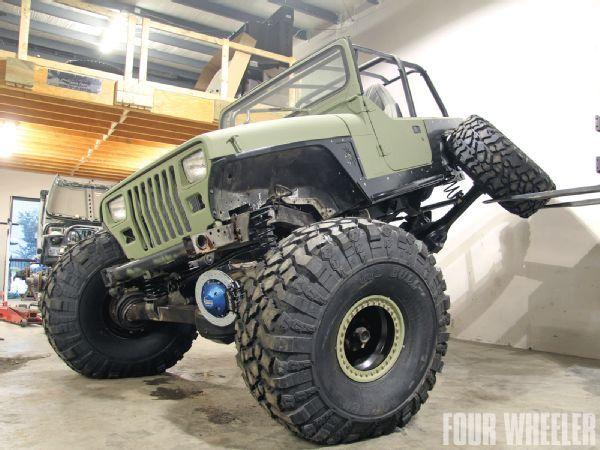 The Rescued Jeep Wrangler - Part 5 - Four Wheeler Magazine