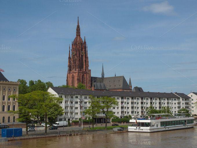 Best Frankfurt Images On Pinterest Germany Frankfurt And - Frankfurt river