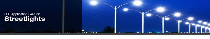 LED street lights are specifically designed to keep street and roads well lit by directing the output light towards specific locations. Municipalities and cities are able to reduce maintenance and energy cost.