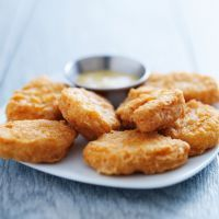 Chic - filet chicken nuggets &dipping sauce
