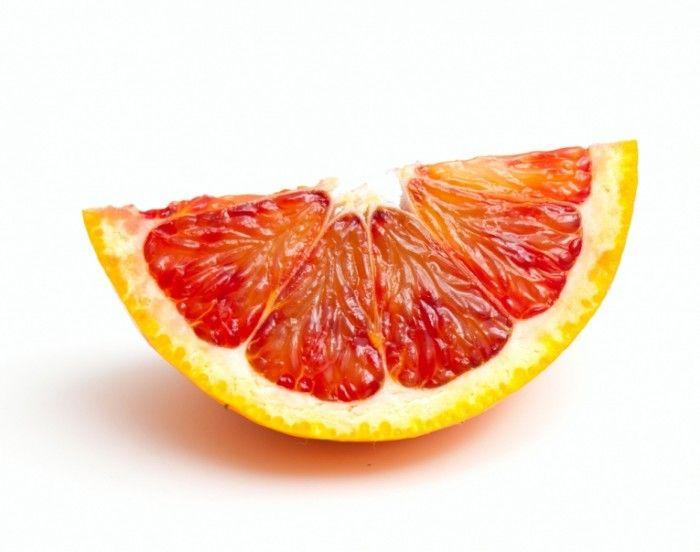 красный апельсин фото
