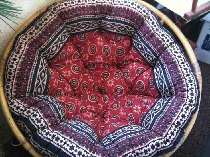 Papasan Chair Cushion