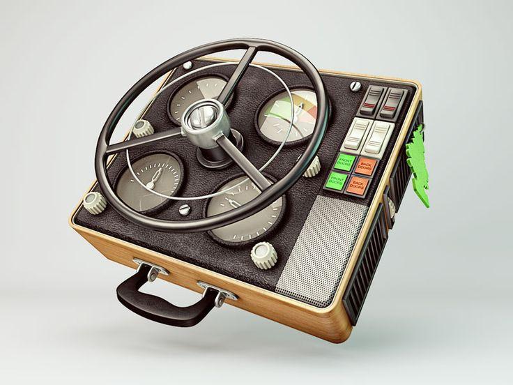 Portable Bus Simulator