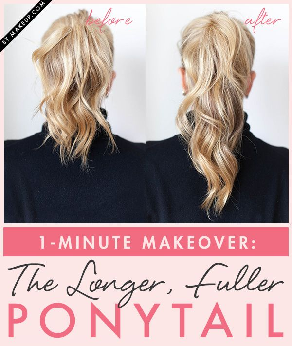 everyday hair styles for hair 1000 ideas about fuller ponytail on 7085