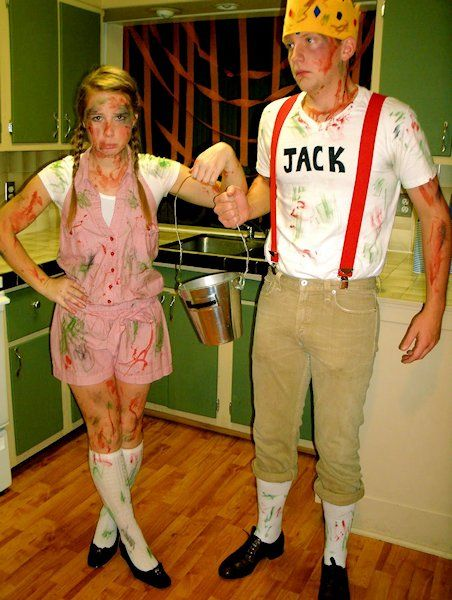 177 best Halloween Costumes! images on Pinterest Costume ideas - creative couple halloween costume ideas