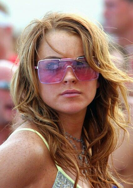 ebb975f7f0 Lindsay Lohan 2004