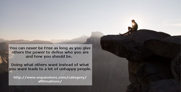 Read the best most uplifting #DailyAffirmations by Janet Diane Mourglia-Swerdlow here http://www.expansions.com/july-free-your-self-1431/