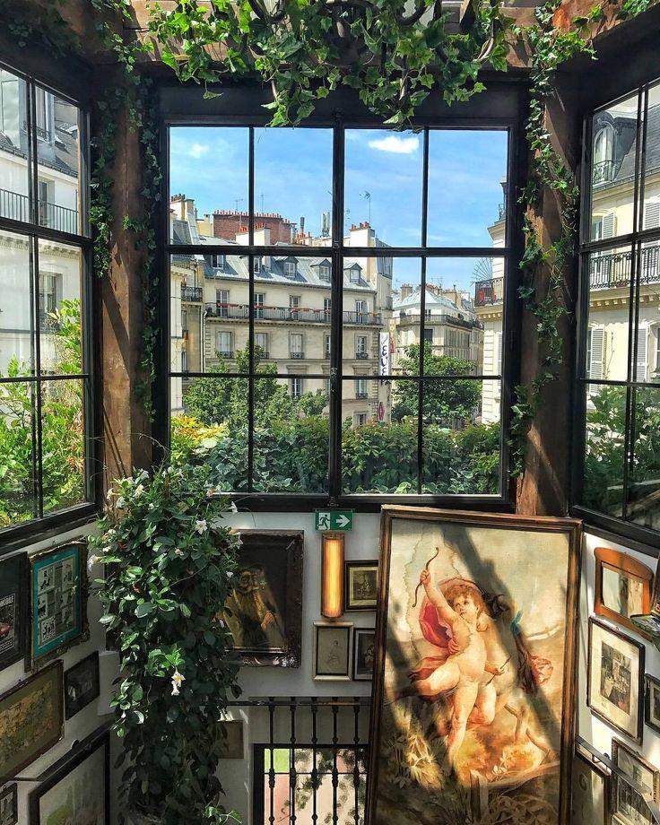 Traumhaus voller Pflanzen #traumhaus #dreamhome #d…