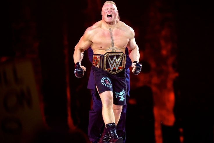 Brock Lesnar's Rise from Midwest Kid to WWE Megastar