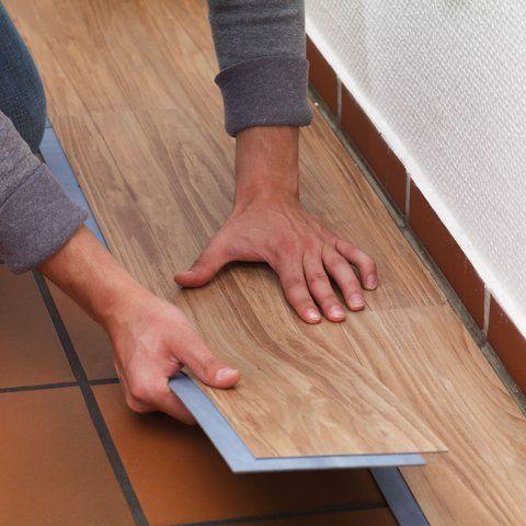 Fußboden erneuern - Renovierungsböden Vinyl - RatGeberZentrale