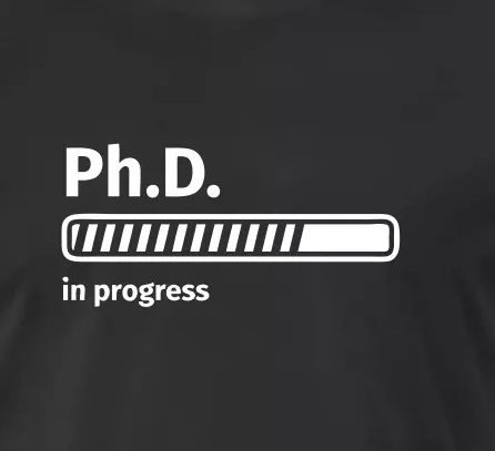 PhD dissertation downloading in progress