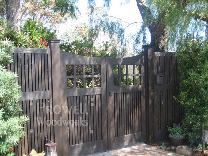 1000+ Ideas About Fence Styles On Pinterest