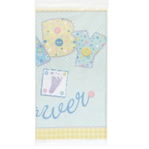 Baby Stitching Pastel Tablecover