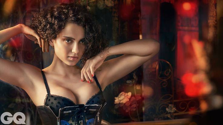 Cover story: The reluctant exhibitionist Kangana Ranaut | GQ India | Get Smart | Personalities