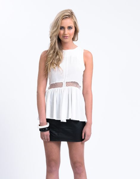 Bermuda Cami #fashion