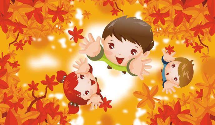 Детские стишки про ОСЕНЬ для детского сада