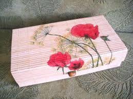 шкатулки из бамбуковых салфеток - Google-Suche