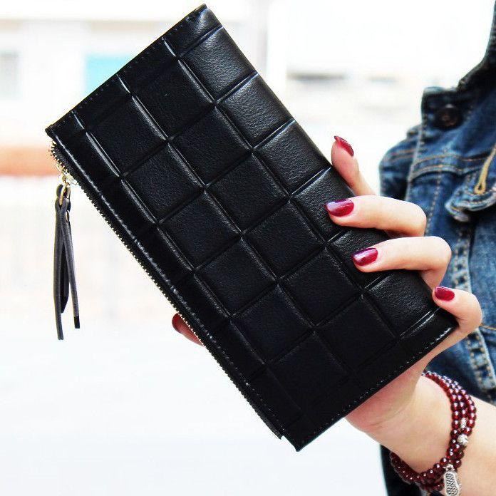Stylová velká černá dámská peněženka na 2 zipy – SLEVA 60% A POŠTOVNÉ ZDARMA Na tento produkt se vztahuje nejen zajímavá sleva, ale také poštovné zdarma! Využij této výhodné nabídky a ušetři na poštovném, stejně …