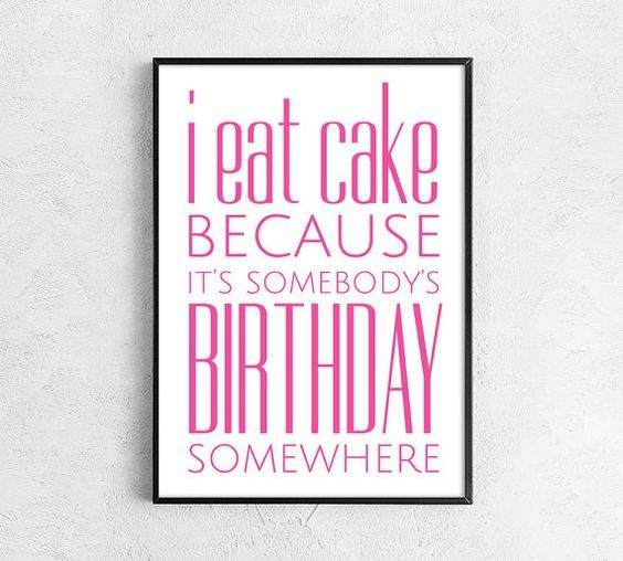 17 Best Images About Quotes About Cakes & Cupcakes On