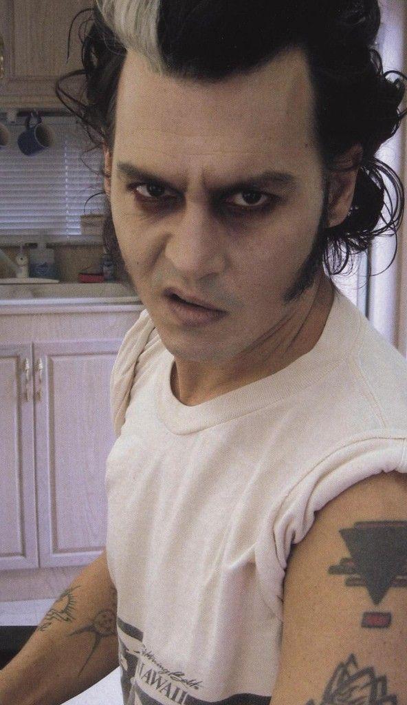 "Johnny Depp ""Sweeney Todd"""