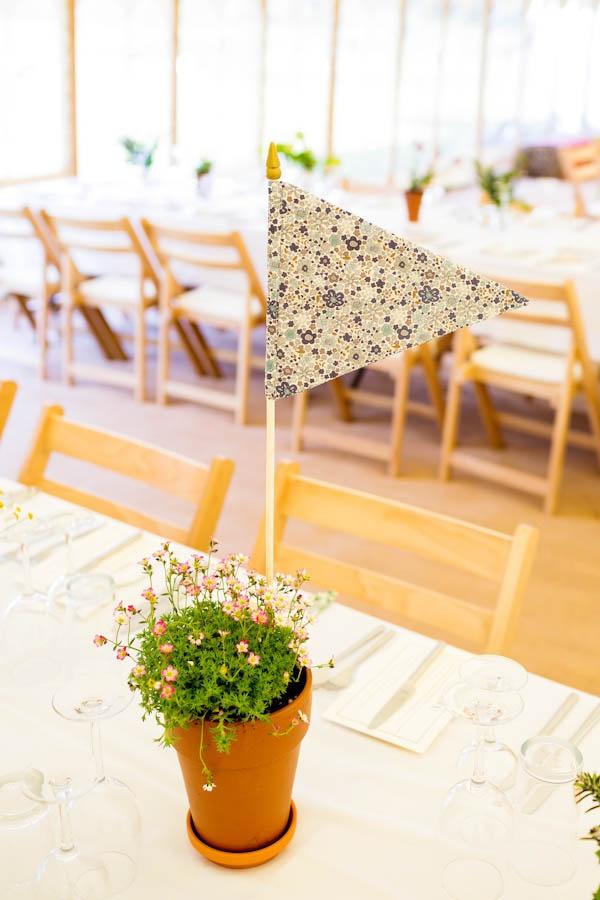 A Homemade Festival Wedding: Anna & Jonny