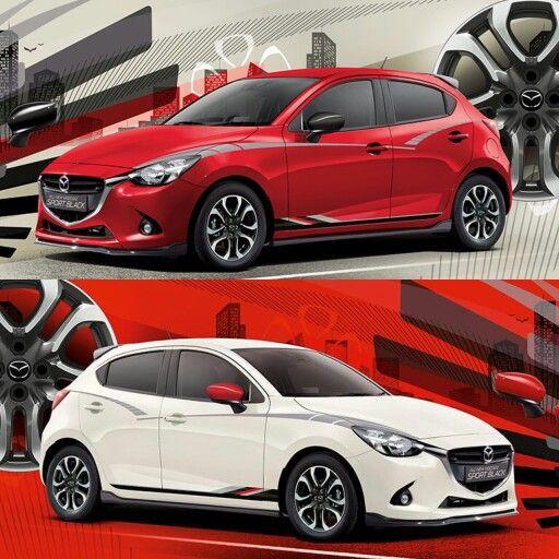 2015 Mazda 2 Sport Black