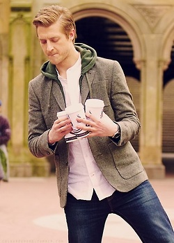 Arthur Darvill as Rory in Doctor Who - Angels Take Manhattan   Doctor who. Rory williams. Geek humor