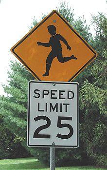 Il ne faut pas courrir trop vite