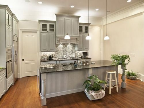 Painted Kitchen Cabinets Two Colors most popular kitchen cabinet paint color  ideas   for creativeTwo Toned Kitchen Cabinets  Pictures  Options  Tips   Ideas   Hgtv  . 2 Different Color Kitchen Cabinets. Home Design Ideas