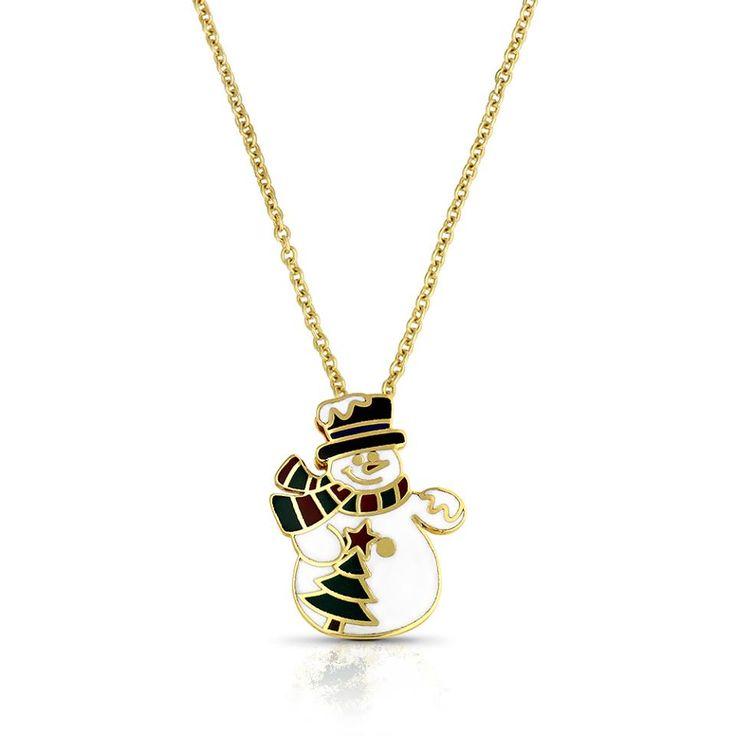 Spiritul acestui anotimp minunat surpins în bijuterii realizate manual din aur și email, accesorii vesele create cu pasiune și dăruire de către cei mai talentați bijutieri români.  De fapt, acești oameni de zăpadă sunt mult mai mult decât o bijuterie. Reprezintă efervescența de care trebuie să ne înconjurăm în întreg anul care vine.