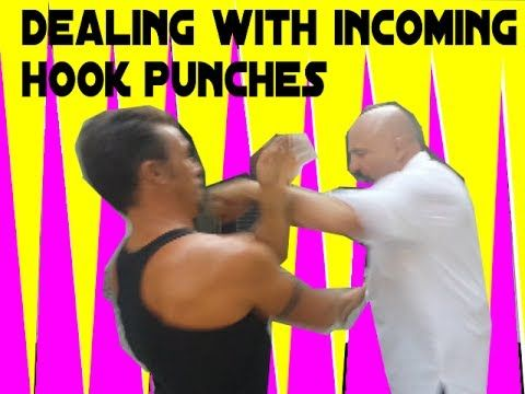 Dealing with Incoming Hook Punches