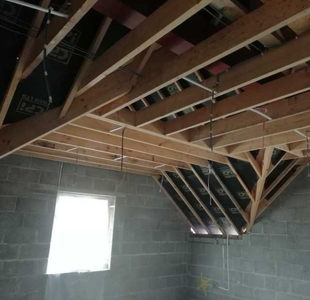 Breathable Vent Cards In Attic Spray Foam Insulation Cost Spray Foam Insulation Spray Foam
