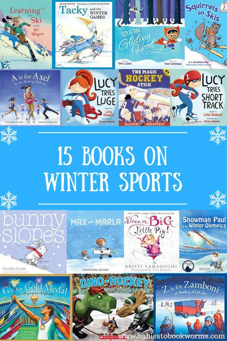 Get kids excited about the Winter Games with these fun children's books celebrating the Olympic spirit and winter sports! #KidsBooks #WinterOlympics #OlympicsBooks