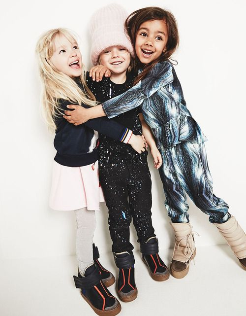 H&M Kids Collection AW15 — Enfants Terribles Magazine