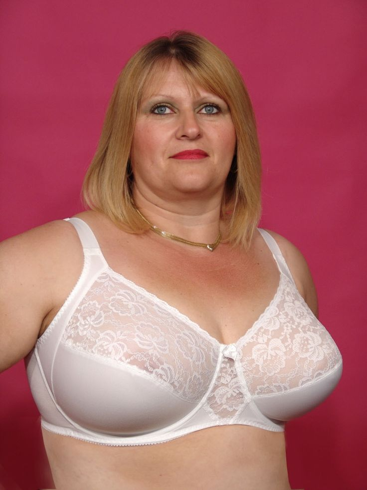 If you need to go down a cup size for fit, go up one band size, and vice versa. For example, if a 34C is too big for you, move to a 36B. Choose a bra that fits perfectly when secured on the outermost hook.