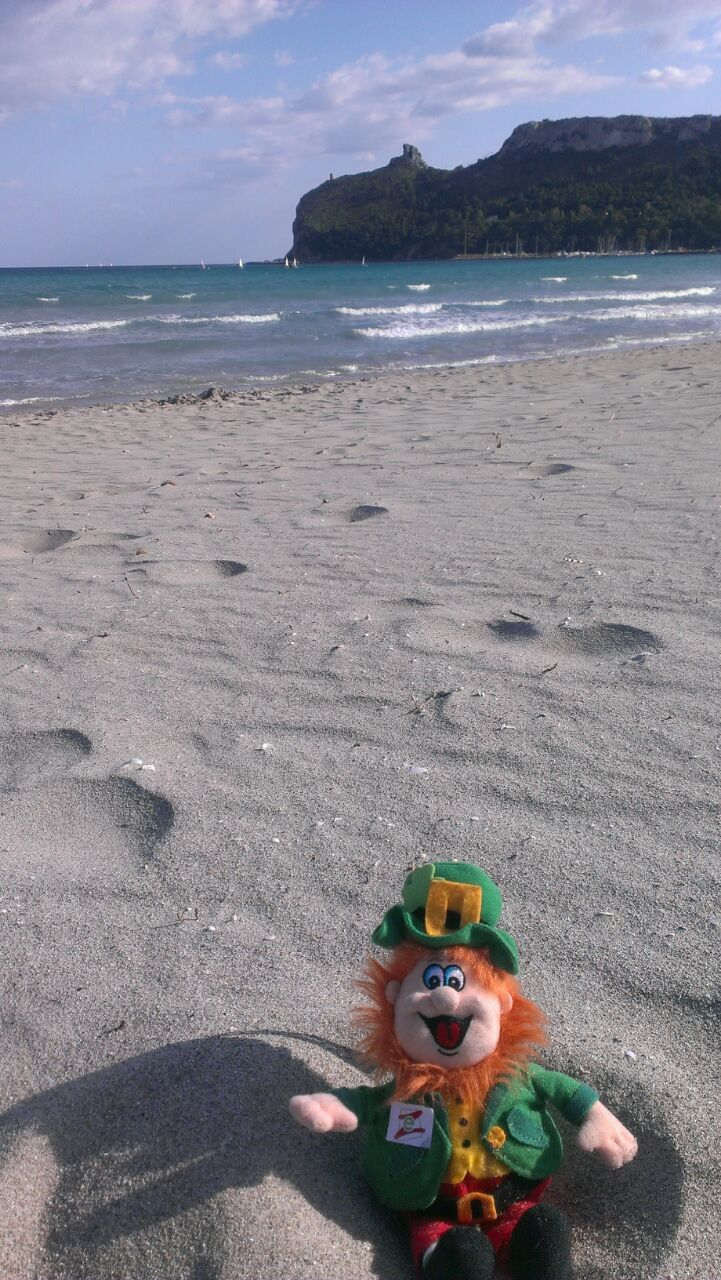 Conor is enjoying a sunny day in a Mediterranean island where an EazyCity office will open in April. Can you guess where Conor is today? #WheresConor - Cagliari, Sardinia, Italy