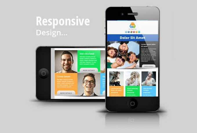 create you a Responsive Email NEWSLETTER for your Business or ... by phpservice
