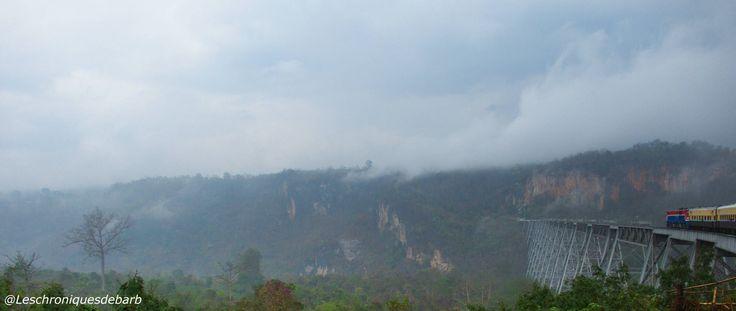Myanmar-Pyinoolwin To Hsipaw: Goteik Viaduct