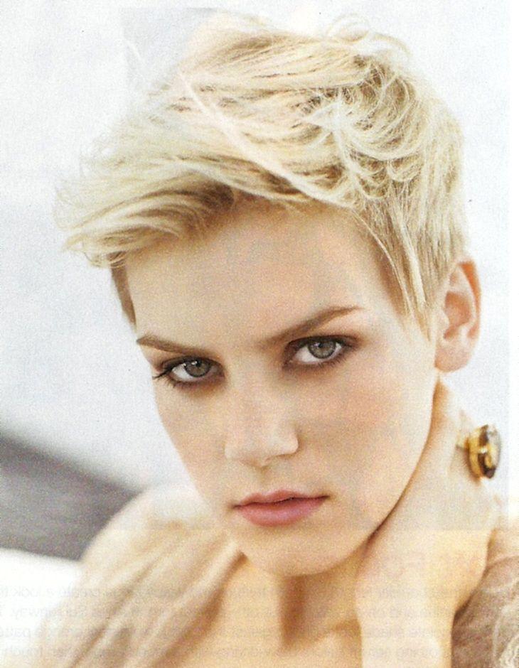 Stupendous 1000 Images About Coupes Courtes On Pinterest Coupe Pixie Cuts Short Hairstyles Gunalazisus