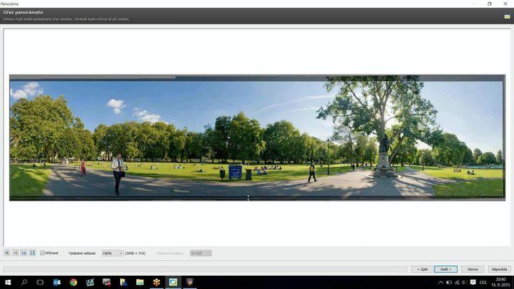 Zoner - Jak vytvořit virtuální prohlídku