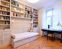 Gabinet styl Klasyczny - zdjęcie od DZIURDZIAprojekt
