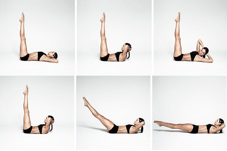 Pilates instructor and instagram fit-spiration, Leah Simmons shares her top 5 Pilates moves, guaranteed to give you washboard abs.