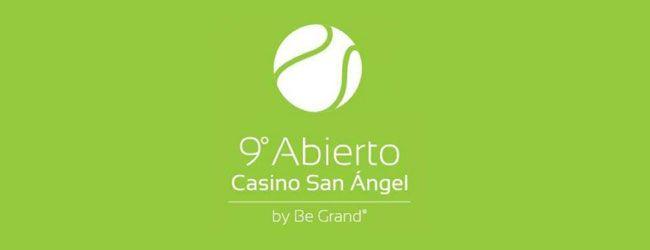 El Abierto Casino San ángel vio su novena edición esta semana, con una imagen renovada, gran nivel tenístico y sobre todo, gran aforo en la gradas, por lo que el Comité Organizador ya contempla el llevar el torneo al siguiente nivel.