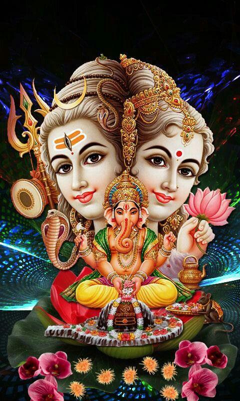 Har Har mahadev          Jay Shri Ganesh