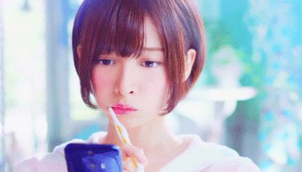 「乃木坂CM gif」の画像検索結果